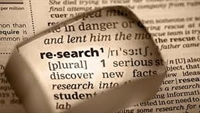 Monday Musing: Where would we be without research?
