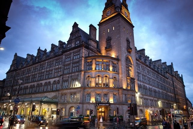 grand central hotel glasgow