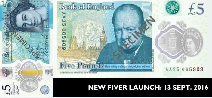 New fiver launch banner 3