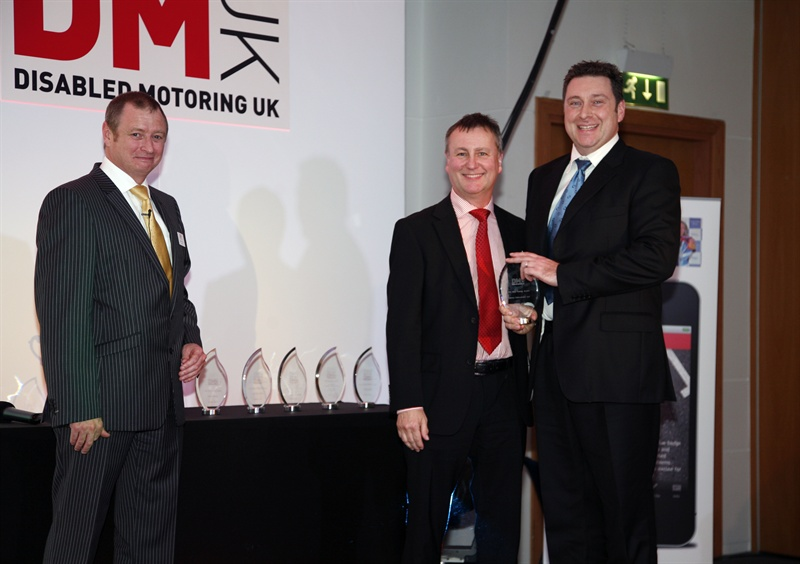 DMUK awards District Enforcement win