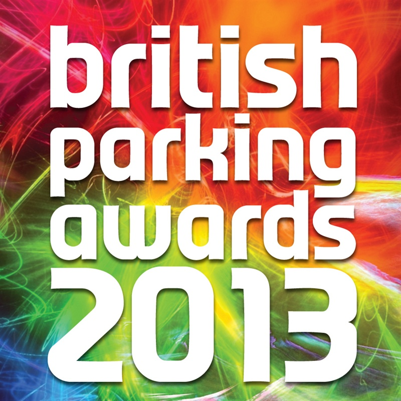 British Parking Awards logo 2013